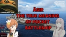 Ä - The True Meaning Of Pocket Battleship
