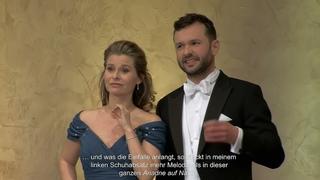 #OpertrotzCorona: Ariadne auf Naxos   Staatsoper Stuttgart  (  11. April ,2021 )