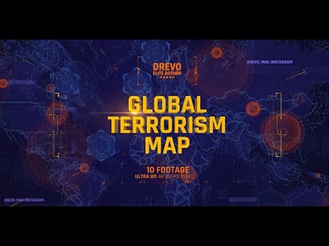 Global Terrorism Map