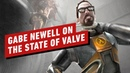 Gabe Newell Talks Half Life Alyx Valve s Past and Unexpected Future – IGN First