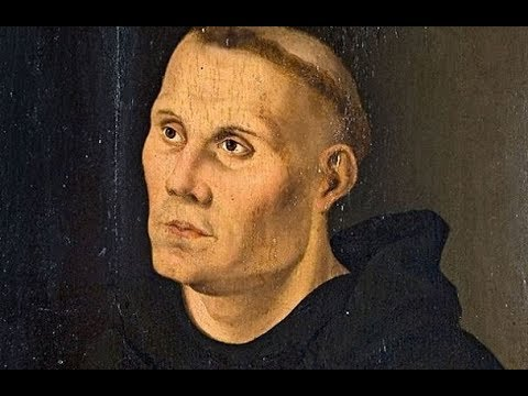 Мартин Лютер Великий немецкий реформатор