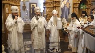 Митрополит Кирилл Екатеринбургский и Верхотурский рассказывает о Схиигумене Сергии
