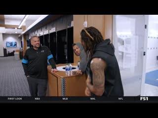 Carolina Panthers Brick by Brick - The Story of the 2019 Carolina Panthers