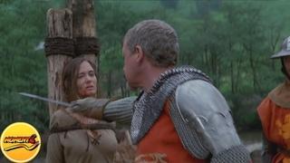 Нападение на солдат короля,явлается нападением на короля!Фильм «Храброе сердце»1995 год