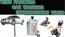 Tech fanatics .CAR WASHING INTRODUCTION VIDEO...washing .PPT...