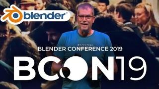 О зумерах и будущем проекта Blender / Тон Розендаль / Blender Conference 2019