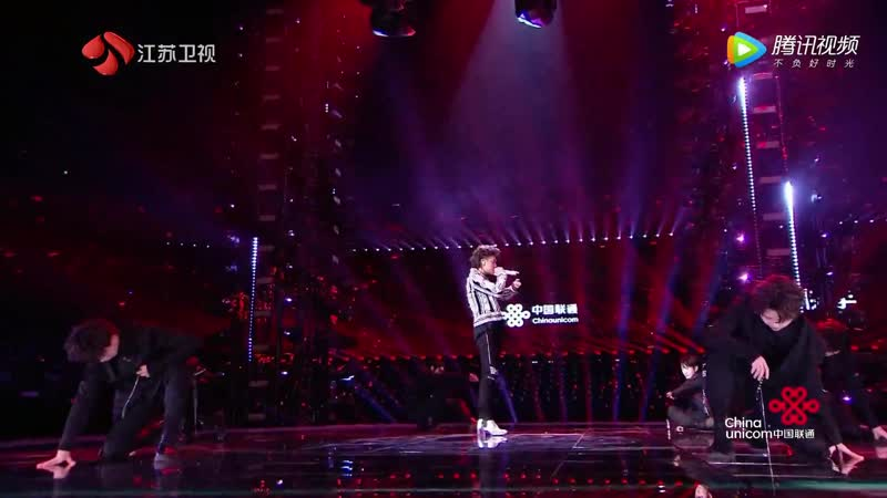 VIDEO 201030 No Pain No Gain Misunderstand Attack @ Jiangsu TV x Kuaishou's One Thousand and One Nights Gala