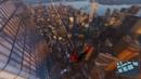 Marvel's Spider Man - летаю на паутине вокруг Всемирного торгового центра 1