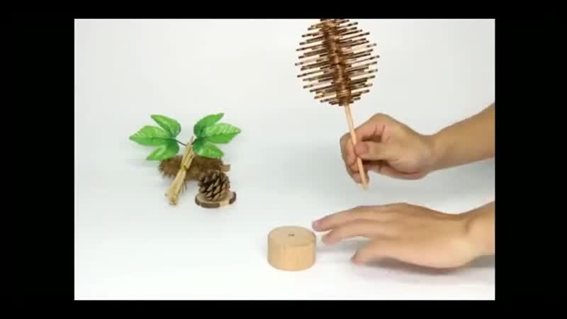 Magic Woodn Gags розыгрыши Игрушки для мальчиков детские