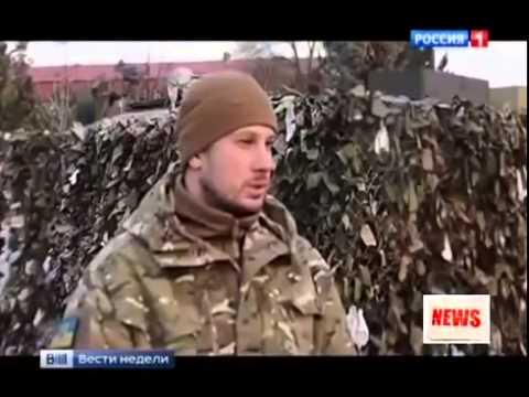 БАТАЛЬОН АЗОВ 01 06 2015 Дикари из Азова наслаждаются пытками людей