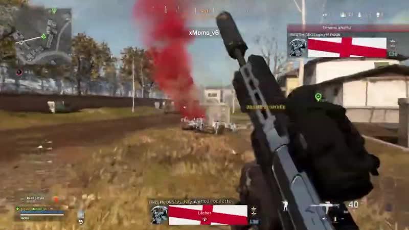 Как на сыр в мышеловке Call of Duty® Warzone