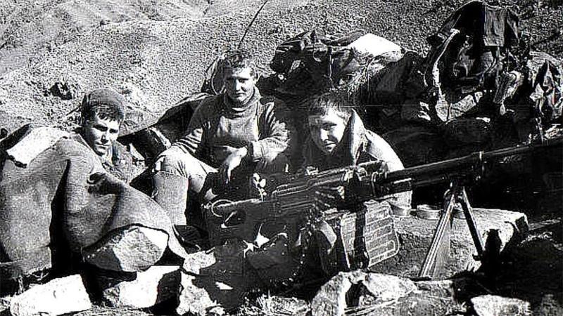 Воспоминания рядового о службе в Афганистане 1979 1989 Глава 15 16