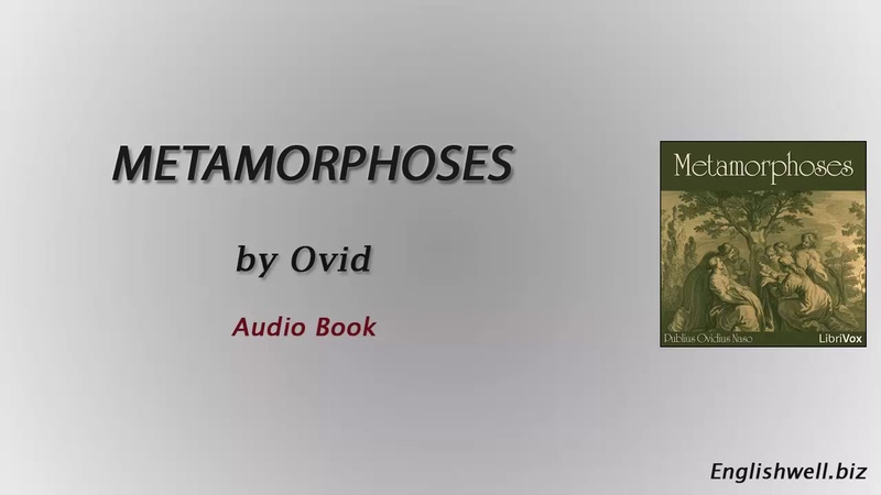 Metamorphoses by Ovid Part 2 of 2