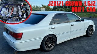 JZS171 Toyota Crown, , HKS Turbo, for sale from Powervehicles, Ebisu