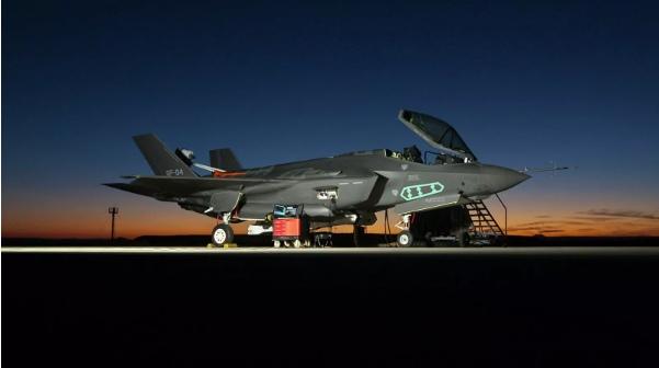 В США назвали F-35 главным оружием НАТО против России