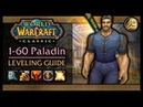 🔥Classic WoW: 1-60 Paladin v3 Leveling Guide (Talents, Weapons, Tactics, AoE Grinding More)