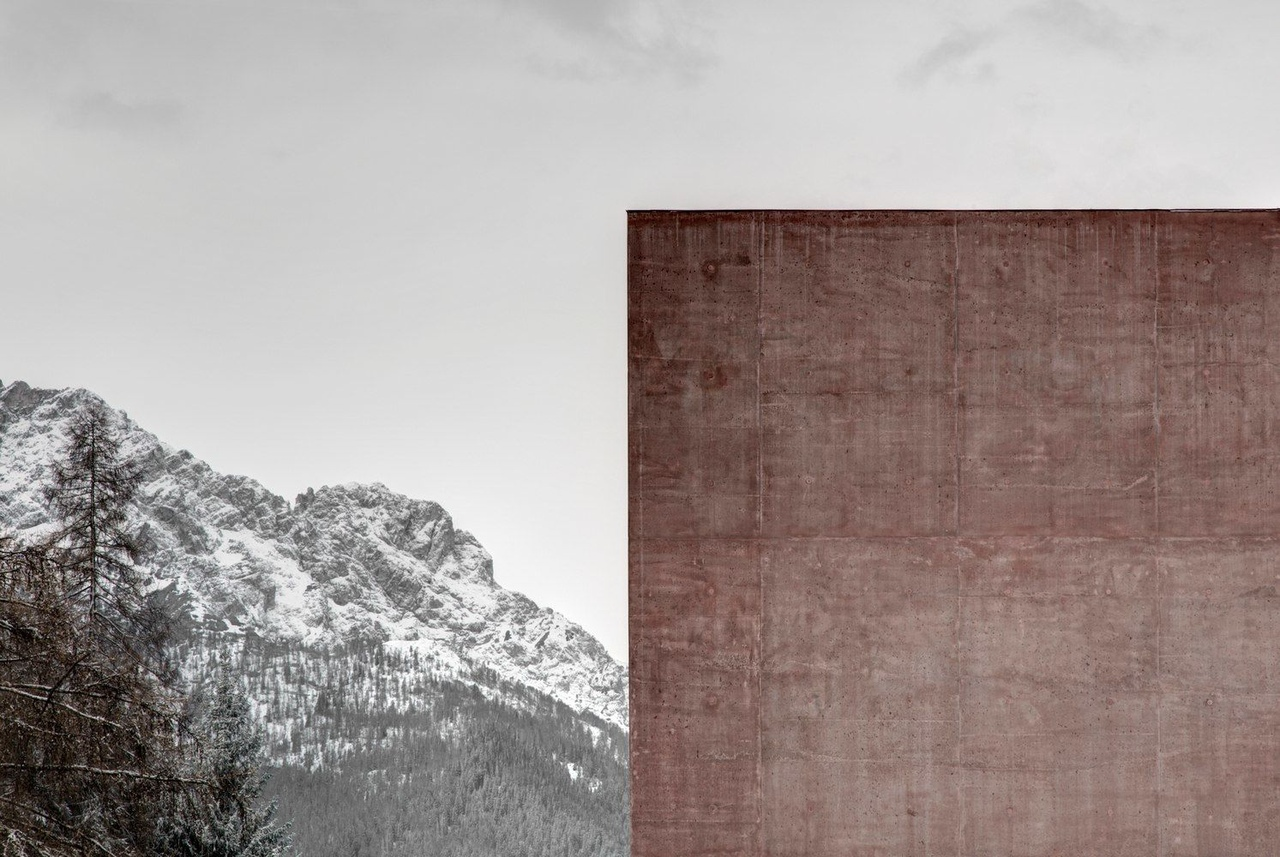 The Rose of Vierschach | Pedevilla Architects | South Tyrol, Italy