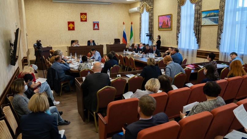 Заседание Совета МОГО «Ухта», изображение №1