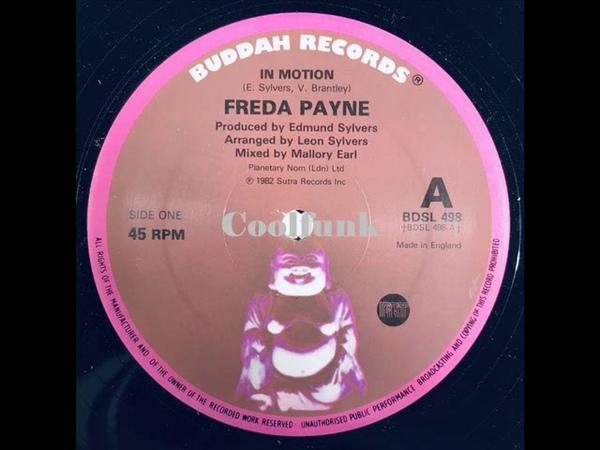 Freda Payne - In Motion (12 Inch 1982)