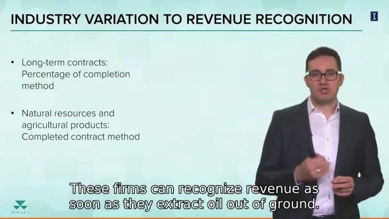 16 Revenue Recognition