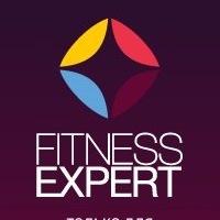 Логотип Фитнес Эксперт / отраслевая бизнес-площадка