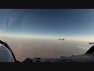 Летчики ЮВО провели тактические учения в Крыму и на Кубани