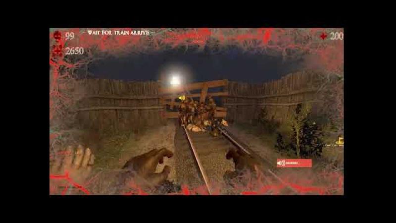 поезд убийца ZPS countrytrain