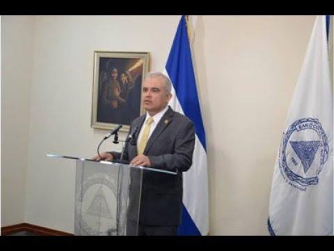Никарагуа 5 кордоба памятная банкнота