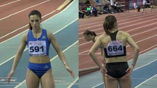Women's 200m (FINAL)   Russian Indoor Championship ᴴᴰ