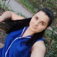 Фотография страницы Олечки Старцевой-Трегубенко ВКонтакте