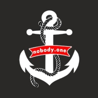 Логотип Сергей Табачников и nobody.one