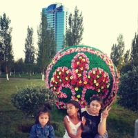 Фотография анкеты Aliya Shabdanbekova ВКонтакте