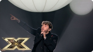 James Arthur sings Empty Space | Live Shows Week 3 | The X Factor UK 2018
