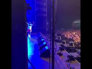 A$AP Ferg на фестивале в Киеве. Свободу Роки.