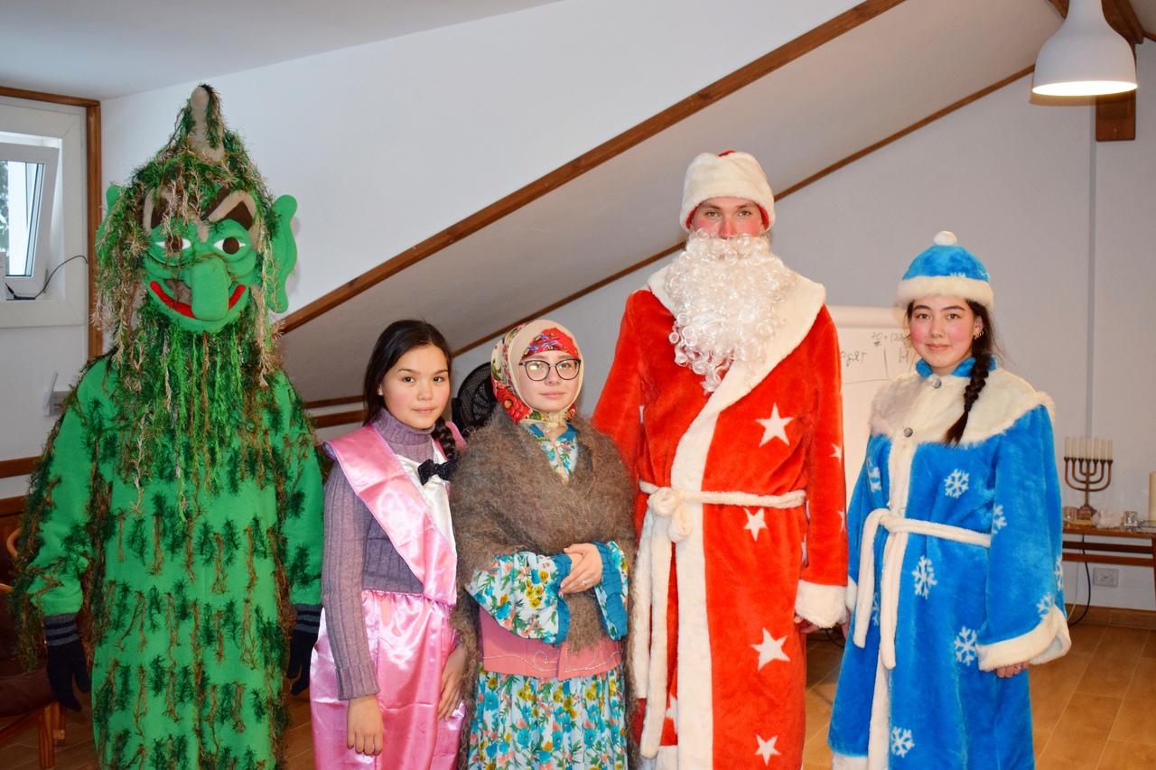 Союз татарской молодежи АЮ Дом радужного детства