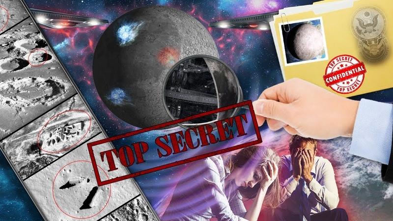 Альцион Плеяды 76 Луна Искусственная Полая. Феномены В Кратерах. Постройки Подземные Базы.