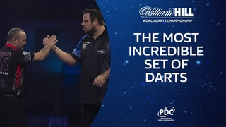 THE MOST INCREDIBLE SET! Lewis v Webster - 2019/20 World Darts Championship
