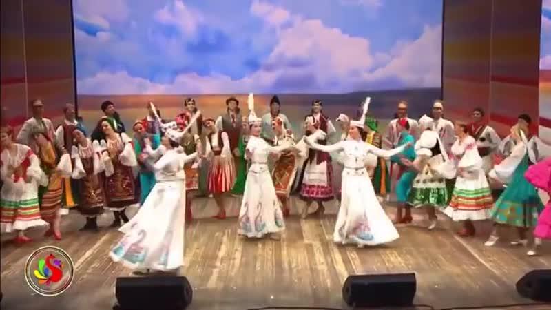 @theatregzhel official Хореографическая композиция Дружба народов