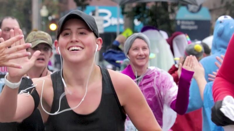 Начиная с 2020 года крупнейшее ежегодное мероприятие по бегу в Канзас Сити