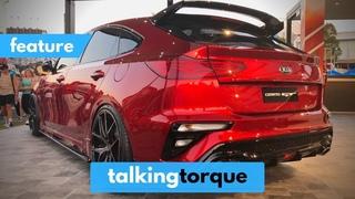 [4K] *NEW* Kia Cerato GT - Exclusive Showcar
