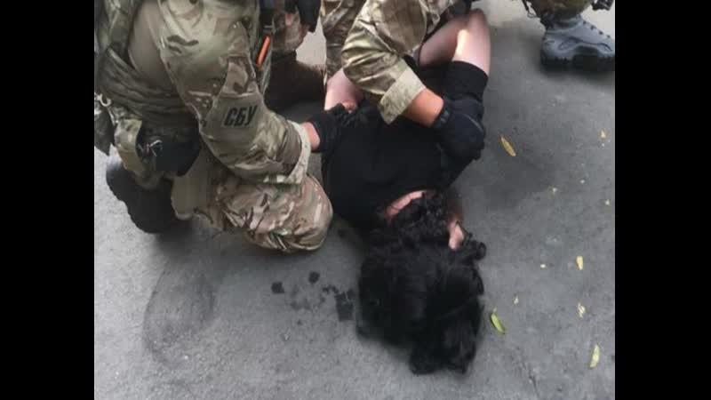 В Киеве задержали одного из главарей террористов Исламского государства