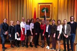 Глава региона Игорь Артамонов отметил, что новый состав молодёжного правительства Липецка сформируют из 15 человек