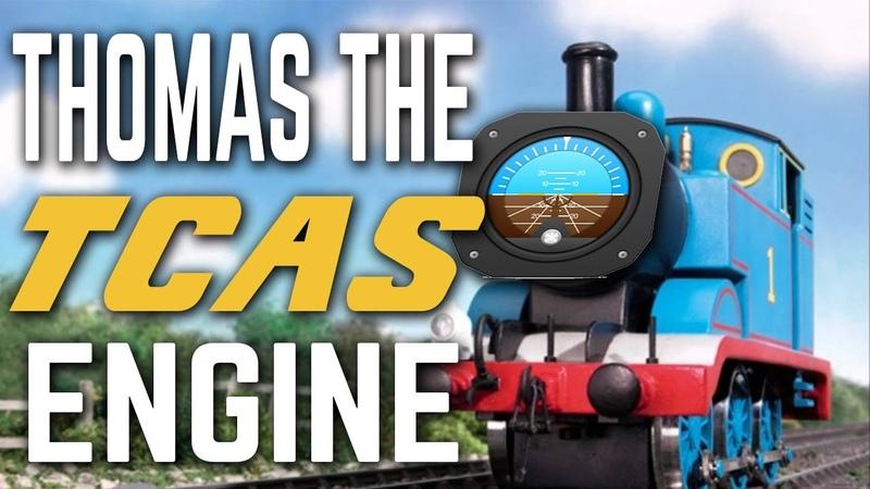Thomas the TCAS Engine 737 Sound Remix