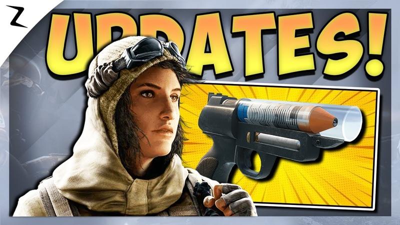 Y6S2 Leak Parasite E3 Big News Update Rainbow Six Siege