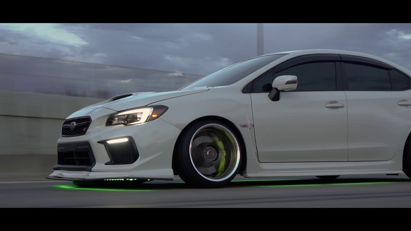 Tim's Simple but clean STI @can tea C4 Productions