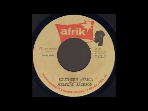 Melford Jackson Southern Africa