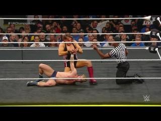 #My1 Тайлер Бэйт (ч.) против Пита Данна за титул UK Чемпиона - НХТ ТэйкОвер: Чикаго.