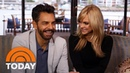 Anna Faris And Eugenio Derbez Talk About 'Overboard' Remake | TODAY