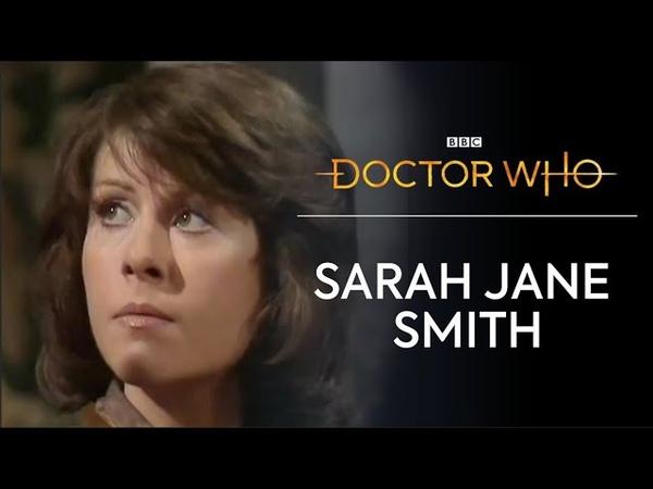 Sarah Jane Smith Doctor Who