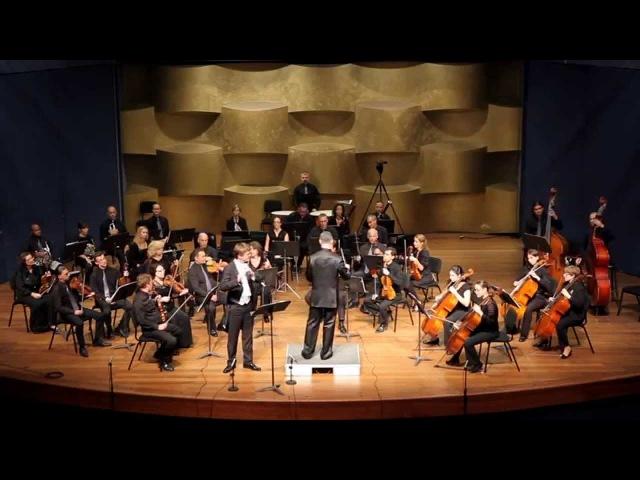 Beethoven Flute Concerto Op 61 originally for the Violin Karl Heinz Schuetz NKO Shalev Ad El